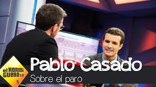 Pablo Casado sobre de Sánchez: