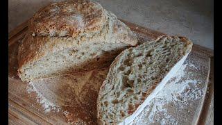 Чиабатта Домашний хлеб Простой рецепт хлеба Самая вкусная чиабатта A simple recipe for bread