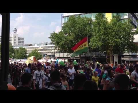 Marihuana Legalization - Demo Berlin