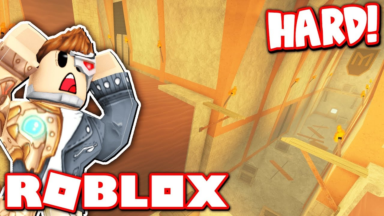 New Maps Flood Escape Roblox New Hard Map Sedimentary Temple In Flood Escape 2 Update Roblox Youtube