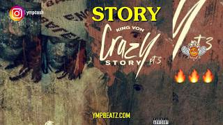 "[FREE] King Von Type Beat ""CRAZY STORY 3"" 