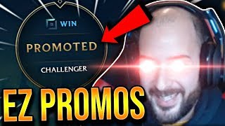 HOW TO WIN EASY PROMOS IN TOP LANE!!! SEASON 9 RENEKTON TOP - Road To Challenger | League of Legends