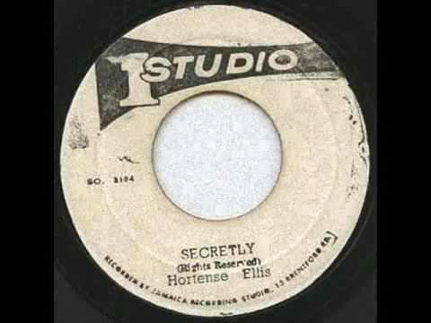 Hortense Ellis - Secretly