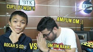 BEATBOX EWOK DI BANTAI PENTOLAN KIDS JAMAN NOW !! - Beatbox Battle Game