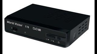 Тот самый! Тюнер Т2 World Vision T70 HD (DVB-T2) обзор, настройка и сравнение