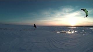 CASPERKIEV. AMAZING SNOWKITE!!!