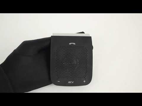 Громкая связь Bluetooth ACV BT-219HD (обзор товара)