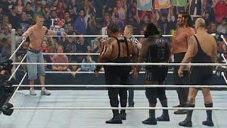 WWE John Cena vs The Great Khali, Big Show, Mark Henry & Big Daddy Gaints Fig... WWE Fights 