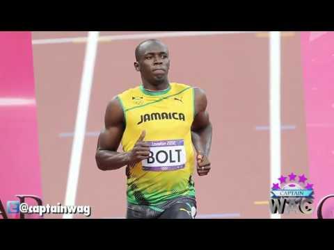 NFL Star  Chris Johnson  Thinks He Can Beat olympic champ Usain Bolt 40-yard das