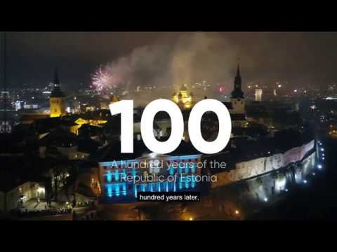 A Hundred Years of the Republic of Estonia - Celebrate with us!