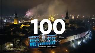 A Hundred Years of the Republic of Estonia - Celebrate with us! thumbnail