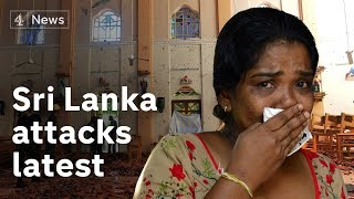 Sri Lanka attacks: Authorities admit massive security failure