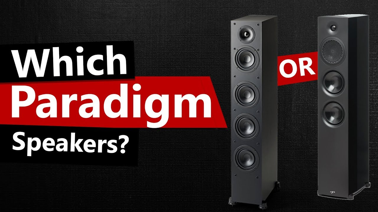 Should I Review Paradigm Monitor SE or Premiere Series Speakers