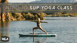 Intro to a SUP Yoga Class