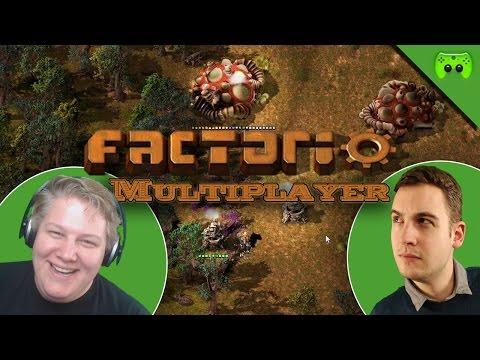 ALIEN-KONTAKT 🎮 Factorio Multiplayer #2