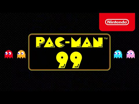 PAC-MAN 99 – ¡Disponible el 8 de abril! (Nintendo Switch)