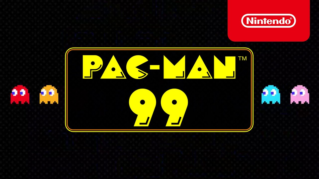 Pac-Man 99 – Gameplay tráiler | Nintendo Switch