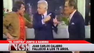 CALABRO EL CONTRA Y SANDRO