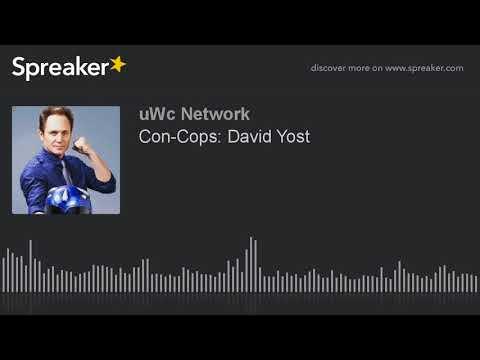 Con-Cops: David Yost
