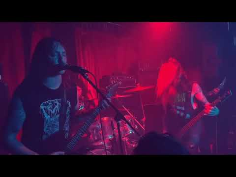 """MORTIFERUM """"Putrid Ascension"""" Live In Toronto, ON @ See Scape (11/18/2019)"""