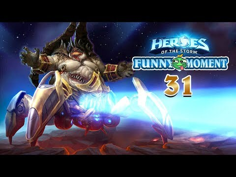 【Heroes of the Storm】Funny moment EP.31