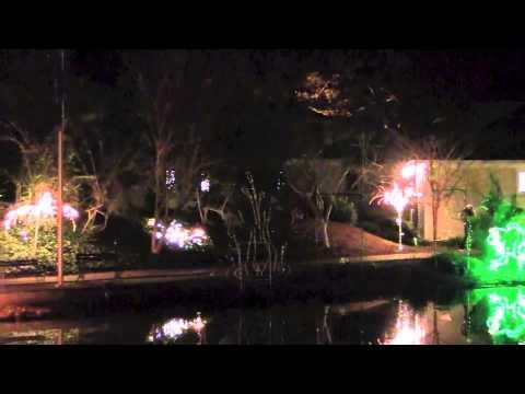 Hopeland Gardens Christmas Lights.Lights At Hopeland Gardens