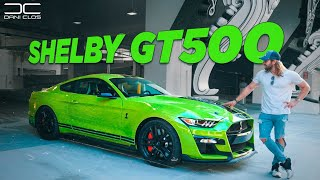 FORD MUSTANG SHELBY GT500 2020 | ¿Best Mustang in the history? | I DRIVE | Dani Clos