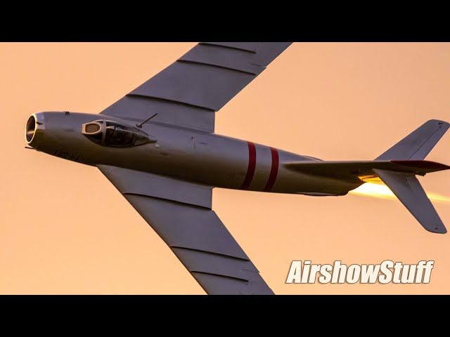 Jet Warbird BEST Flybys - Part 2!
