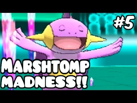 Download MARSHTOMP MADNESS - ToyDualer Plays Pokemon #5