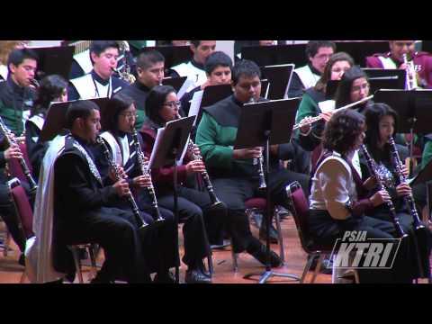 PSJA ISD Tri City High School Honor Band