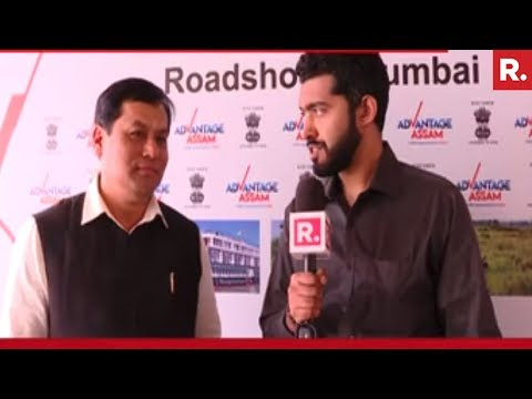Republic TV Speaks To CM Sarbananda Sonowal On Assam's Growth | Exclusive