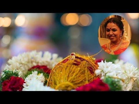 கல்யாண பாடல்கள் | Tamil Wedding Songs | மாலை சாத்தினாள்  | Sudha Raghunathan