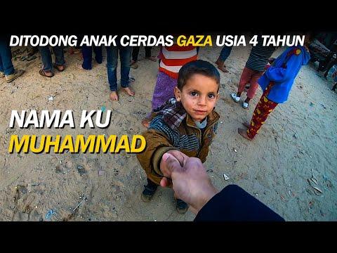 KONDISI WARGA PALESTINA DI DESA TERPENCIL - SELATAN JALUR GAZA