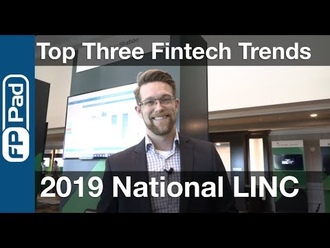 Top three fintech trends for RIAs found in Veo Village at 2019 National LINC
