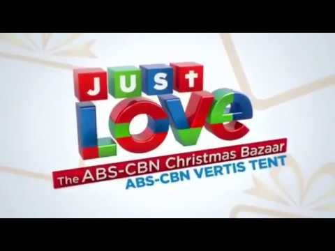 Sugod na mga Kapamilya sa ating #JustLove ABS-CBN Christmas Bazaar!
