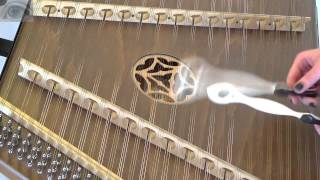 The Lord of the Rings: In Dreams - (hammered dulcimer/Hackbrett cover)