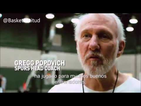 ¿Cómo trabaja Gregg Popovich? | NBA San Antonio Spurs