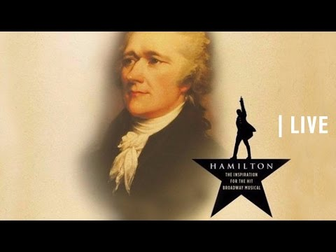 Alexander Hamilton: The man who imagined America  | LIVE EVENT