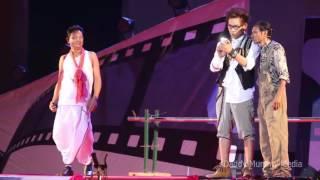 Kaboklei Inaocha & Bonny & Olen performed at HVS SHort Film Festivals