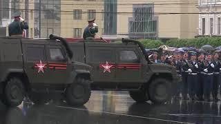 Парад в День Победы в Ставрополе