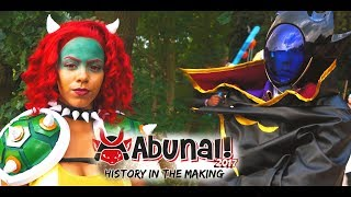 Abunai! Convention 2017  :: Veldhoven, NL :: 4k Cosplay Video :: [Abunaicon 2017] :: Sevenblade