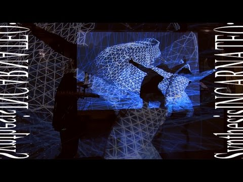 Multimedia Live Music/Dance Performance with Max/MSP [Full Show]