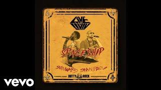 Sean Paul, Sukuward - Spaceship (Official Audio)