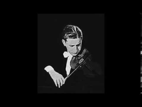 Brahms - Violin Concerto in D major, Op. 77 - Ossy Renardy