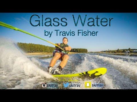 Glass Water - Summer 2015 GoPro Water Skiing