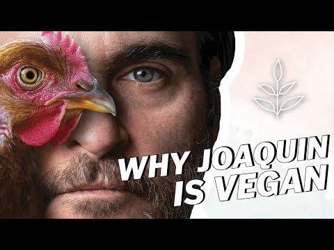 Why JOAQUIN PHOENIX IS VEGAN | LIVEKINDLY