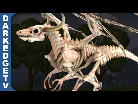 Spore - Skeletal Raptor-Dragon thumbnail