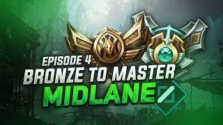 BRONZE TO MASTER MIDLANE - EPISODE 4 [SILVER 4/5]