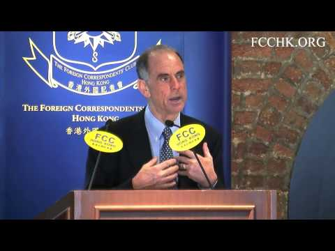 2015.4.28 - Mark Clifford (The Greening of Asia: Solving Asia's Environmental Emergency)