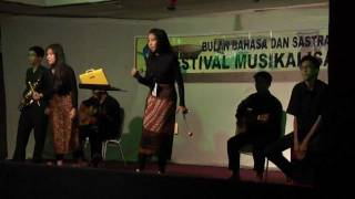 Festival Musikalisasi Puisi SMAN 62